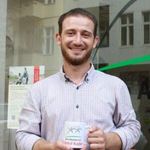 Abdul-Kader (28) berichtet von seiner BUFDI-Zeit