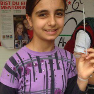 Anpfiff für unser neues Projekt zur Unterstützung von Mädchen aus Flüchtlingsfamilien
