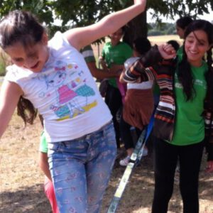 Spiel, Spaß und Spannung im Sommercamp