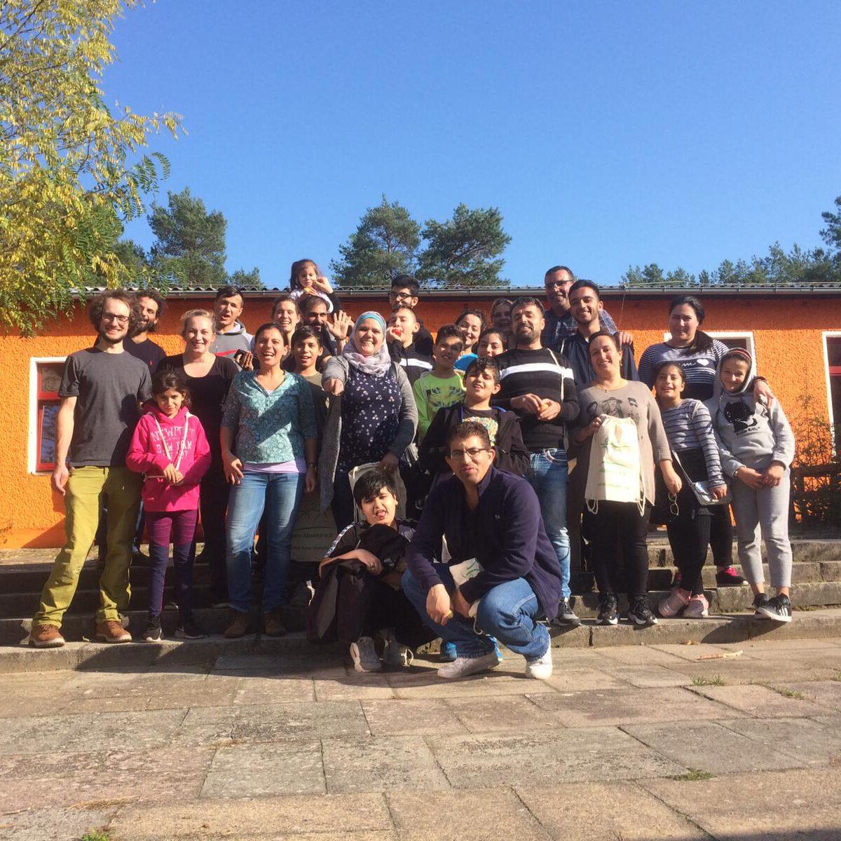 Familienfreizeit Family on Tour