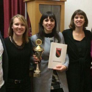 Auszeichnung mit dem Reinickendorfer Integrationspreis