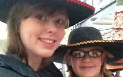 Laura und Sophie – ein tolles Team